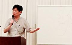 山口県中小企業経営者協会 設立記念大会 後援「会津維新と長州維新」 講師 一坂 太郎 氏